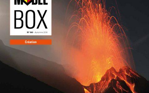 Model Box, magazine client trimestriel du groupe Model, Weinfelden (CH).
