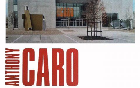 """Catalogue. Exposition """"Anthony Caro- Œuvres majeures de la collection Würth"""", du 07.02.14 au 09.08.15. Musée Würth, Erstein (FR)."""