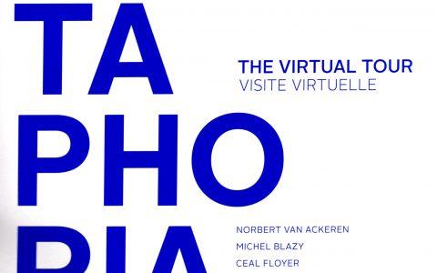 """Catalogue. Exposition d'art contemporain """"MetaphoriaII"""" présentée dans le cadre de ReMap4 à Athènes (GR), du 08 au 30.09 2013. Production: Lab'Bel, Laboratoire artistique du Groupe Bel, Paris, 2016."""